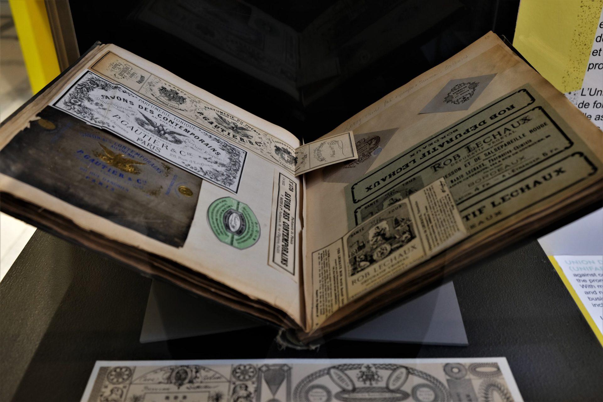 La collection singulière du Musée de la Contrefaçon
