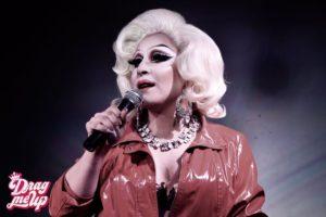 """Cookie, drag queen parisienne, présente le concours """"Drag me up"""""""
